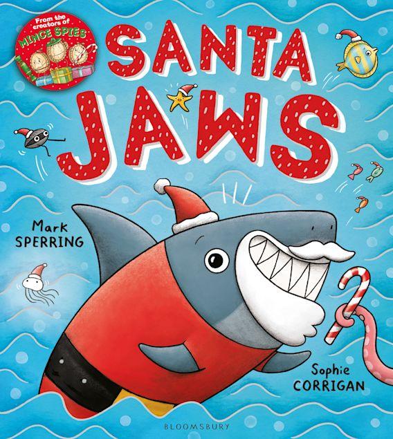 Santa Jaws cover
