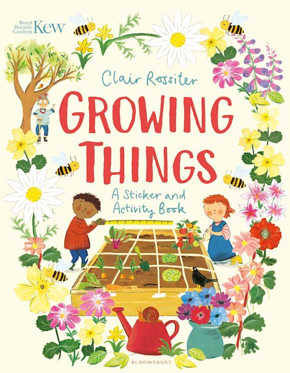 KEW: Growing Things cover