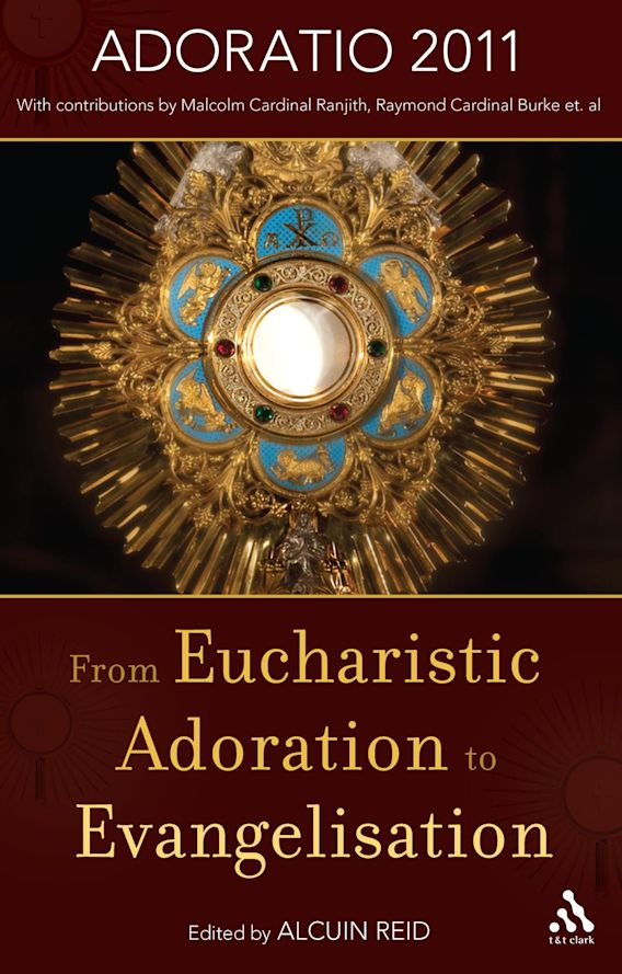 From Eucharistic Adoration to Evangelization cover