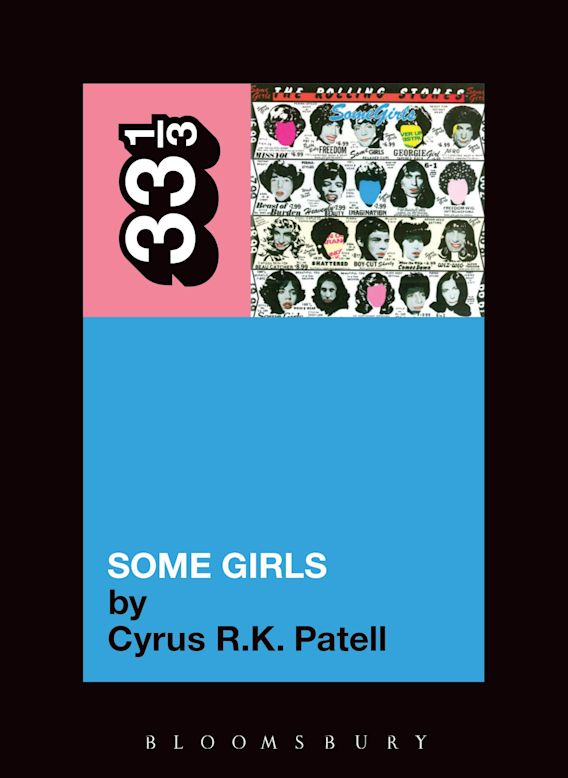 The Rolling Stones' Some Girls cover