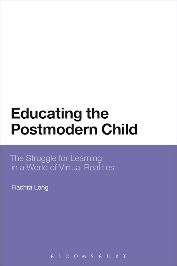 Educating the Postmodern Child cover