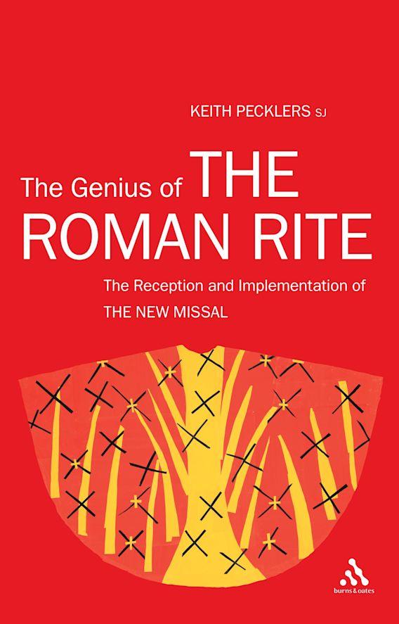 The Genius of The Roman Rite cover