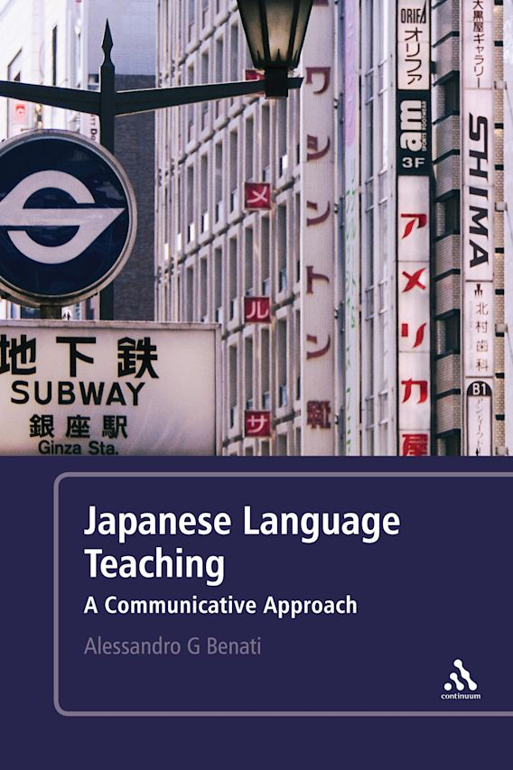 Japanese Language Teaching cover