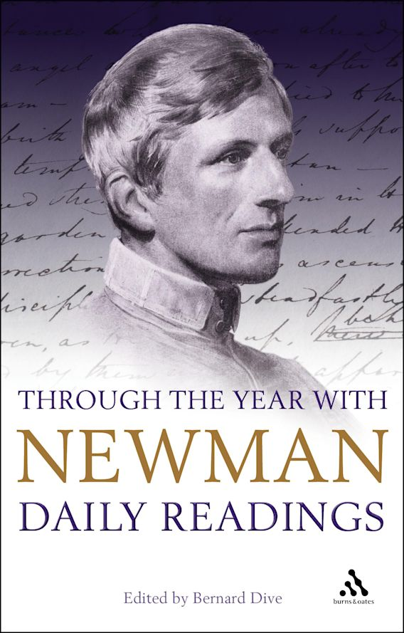 Through the Year with Newman cover