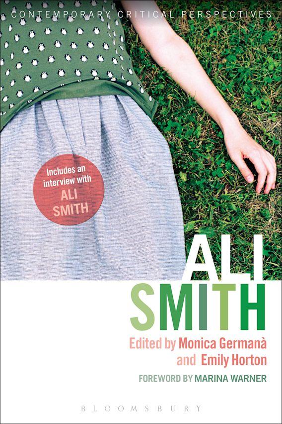 Ali Smith cover