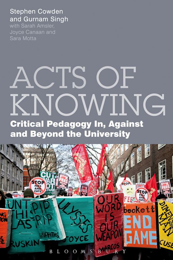 Acts of Knowing cover