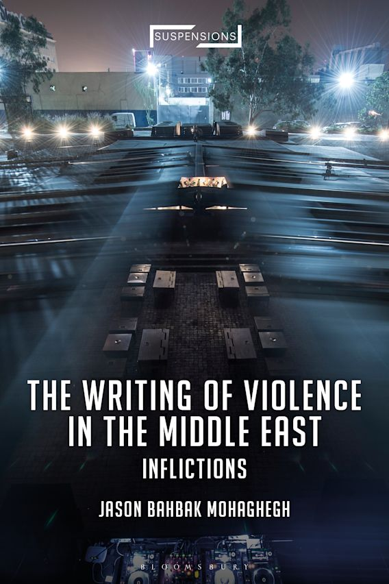 The Writing of Violence in the Middle East cover