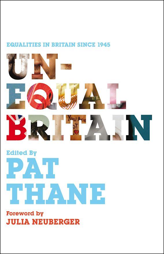 Unequal Britain cover