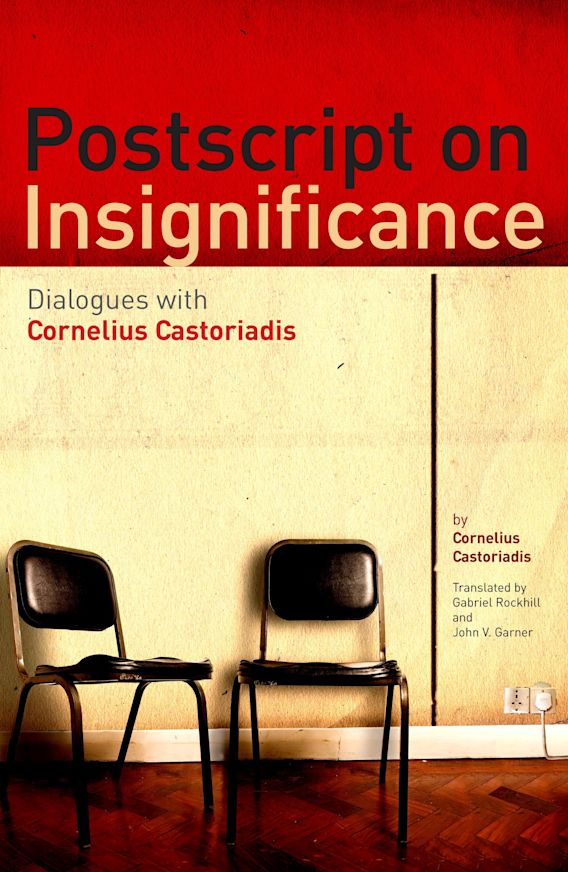 Postscript on Insignificance cover