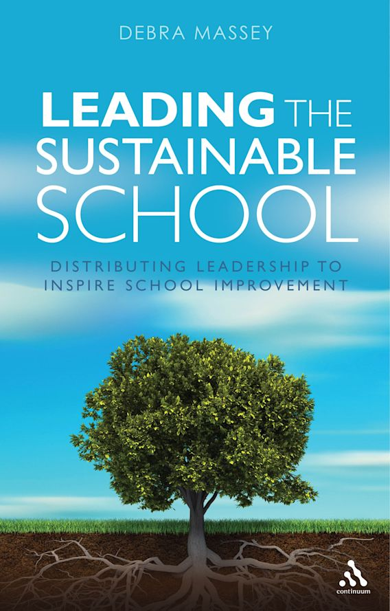 Leading the Sustainable School cover
