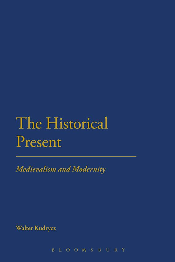 The Historical Present cover