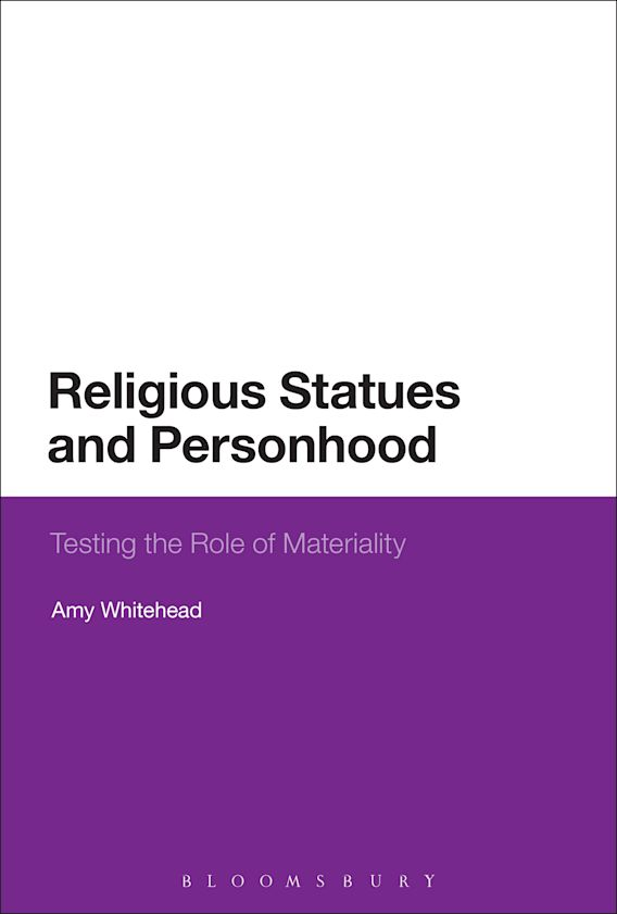 Religious Statues and Personhood cover
