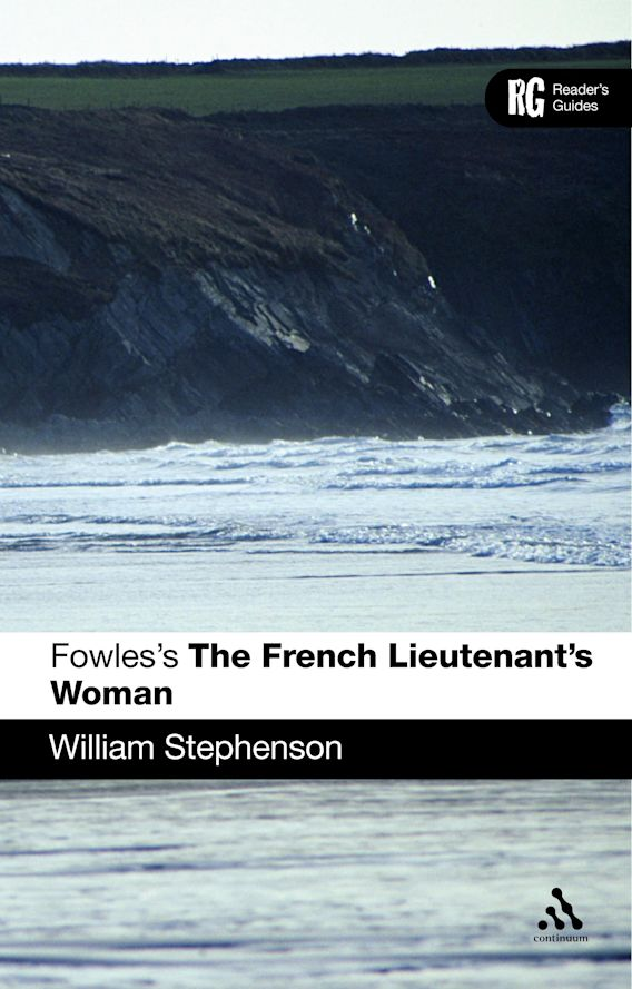 Fowles's The French Lieutenant's Woman cover