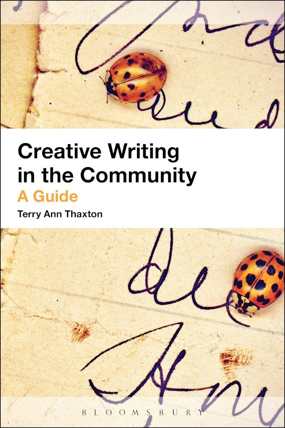 Creative Writing in the Community cover