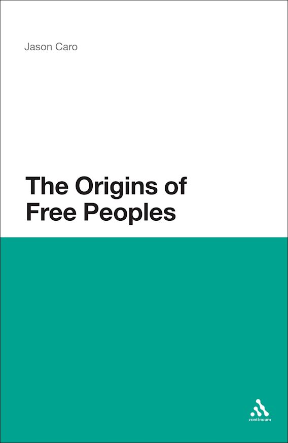 The Origins of Free Peoples cover