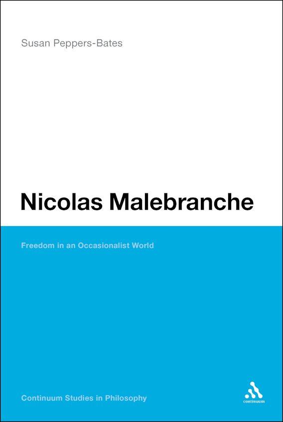 Nicolas Malebranche cover