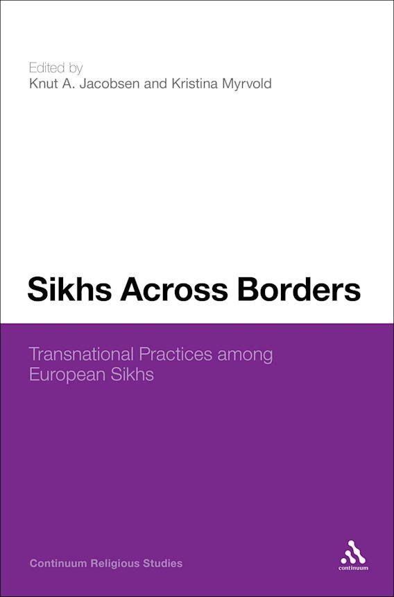 Sikhs Across Borders cover