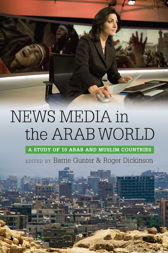 News Media in the Arab World cover