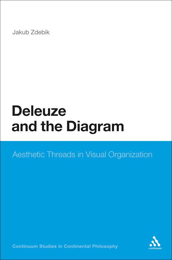 Deleuze and the Diagram cover