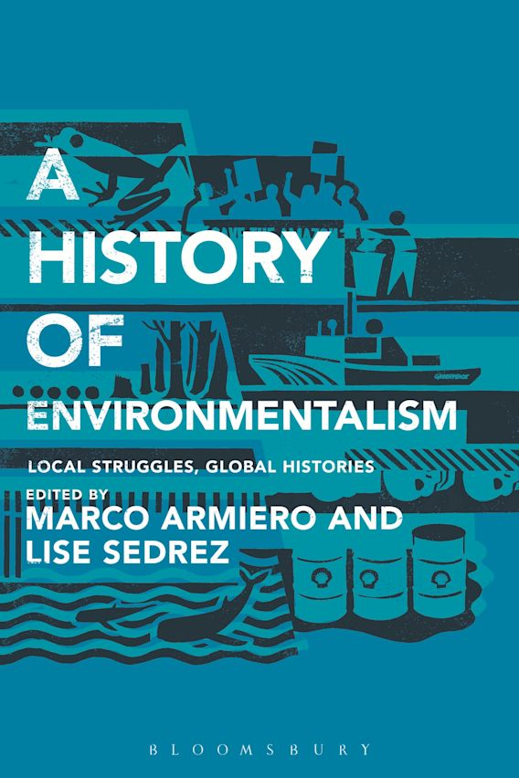 A History of Environmentalism cover