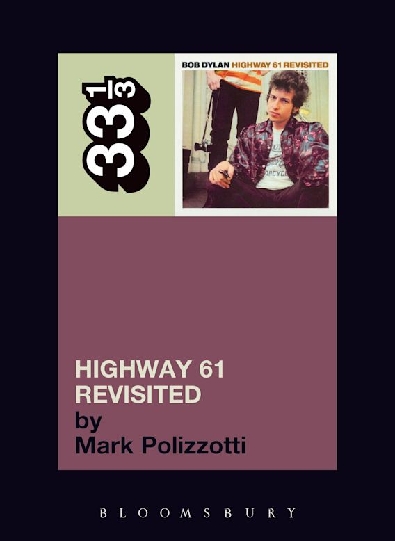 Bob Dylan's Highway 61 Revisited cover