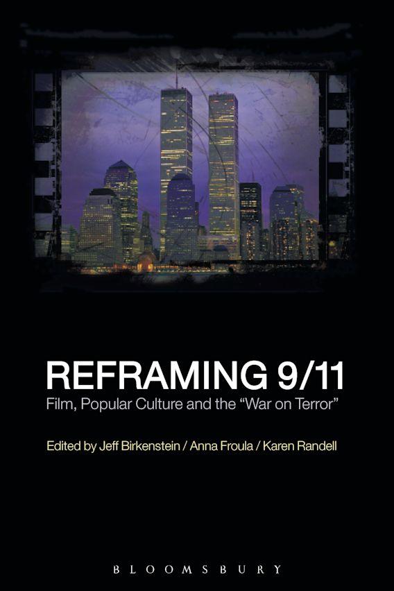 Reframing 9/11 cover
