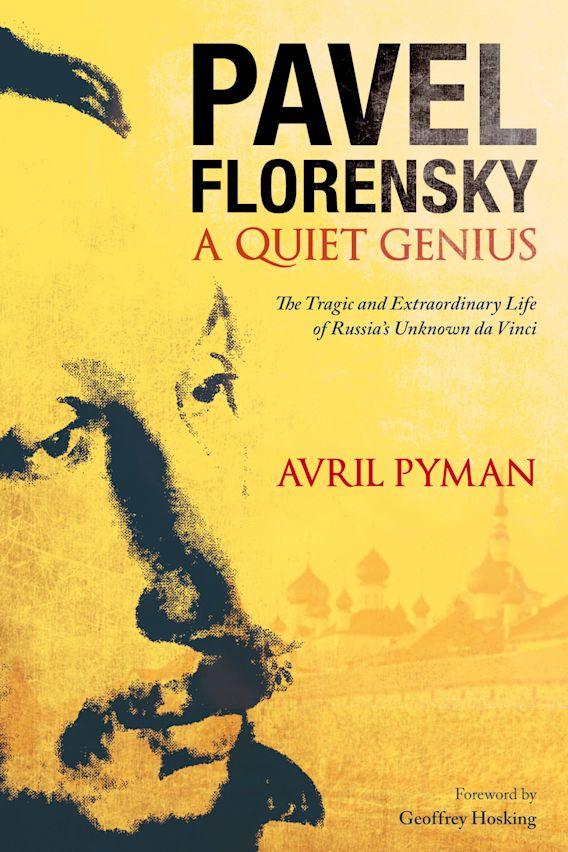 Pavel Florensky: A Quiet Genius cover