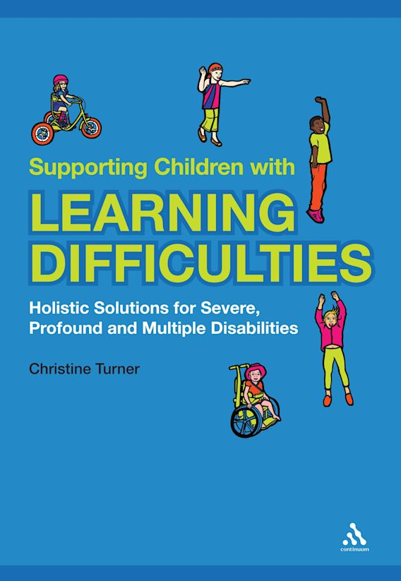 Supporting Children with Learning Difficulties cover