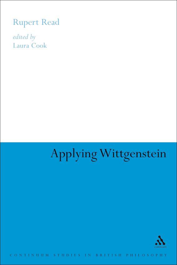 Applying Wittgenstein cover