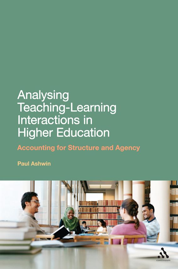 Analysing Teaching-Learning Interactions in Higher Education cover