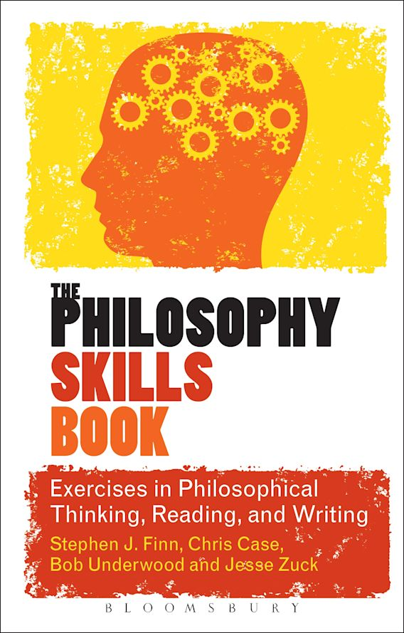 The Philosophy Skills Book cover