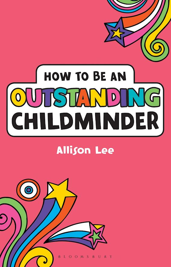 How to be an Outstanding Childminder cover