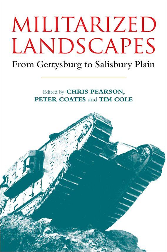 Militarized Landscapes cover