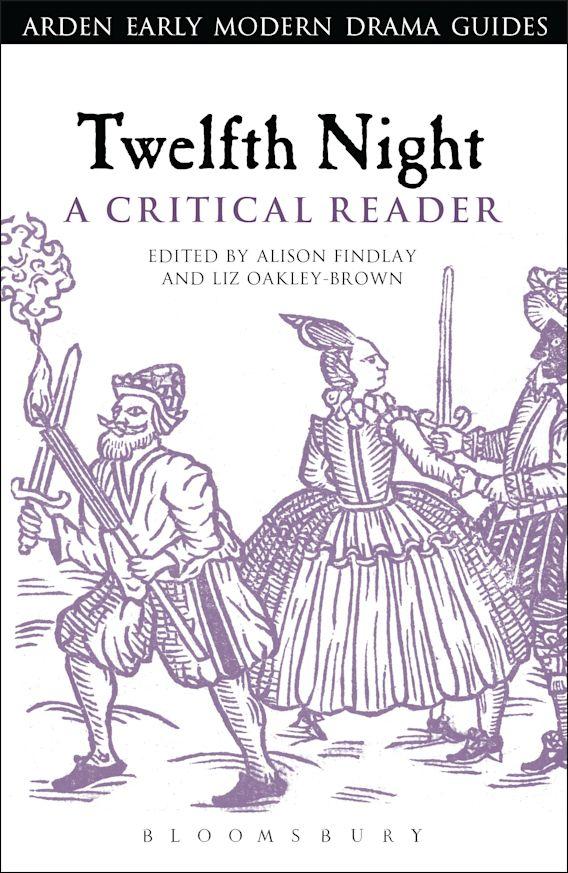 Twelfth Night: A Critical Reader cover