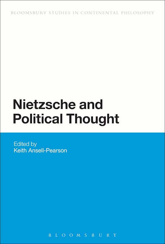 Nietzsche and Political Thought cover