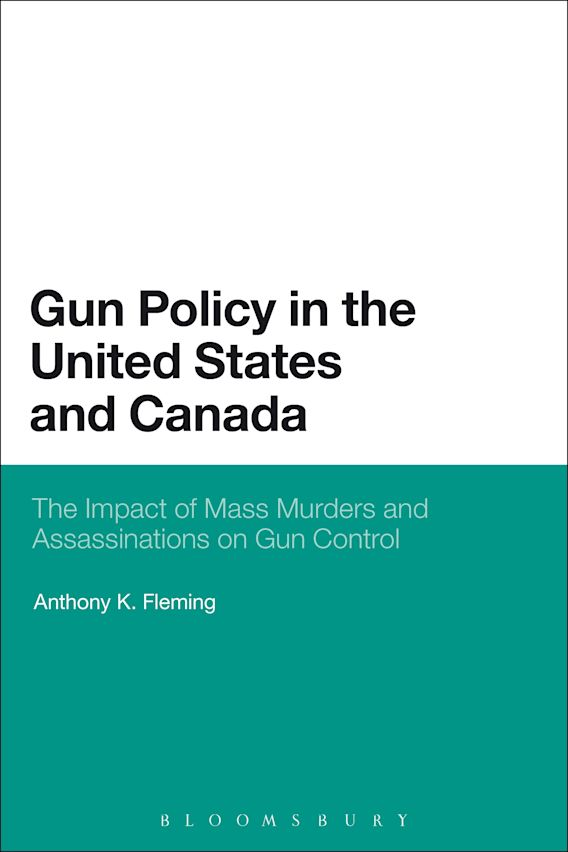 Gun Policy in the United States and Canada cover