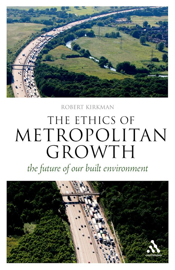 The Ethics of Metropolitan Growth cover