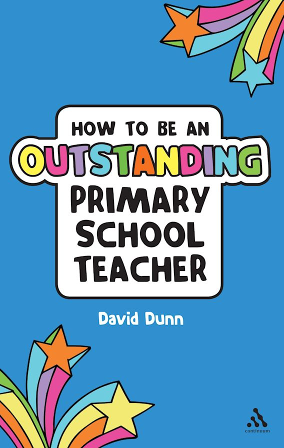 How to be an Outstanding Primary School Teacher cover