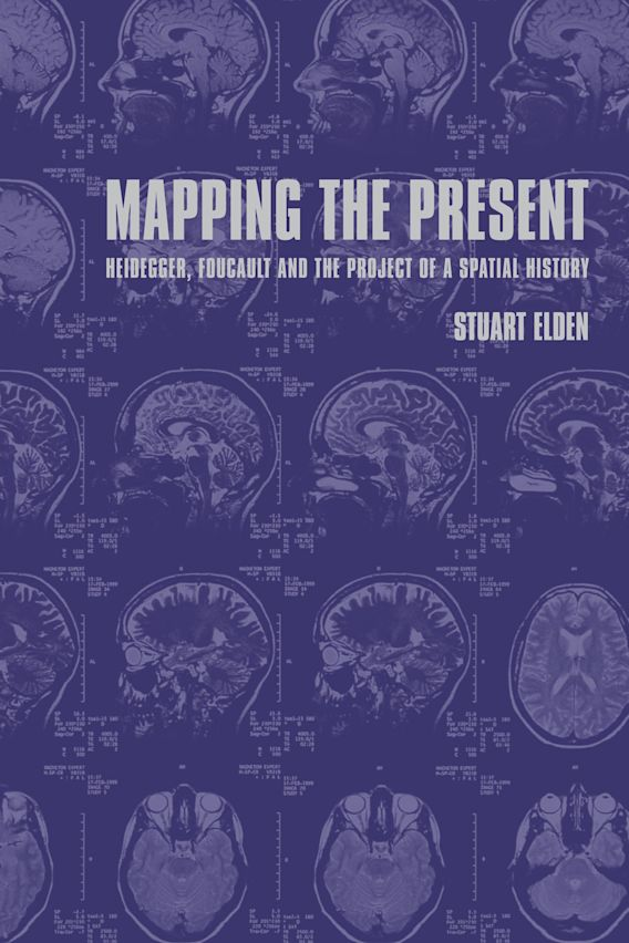 Mapping the Present cover