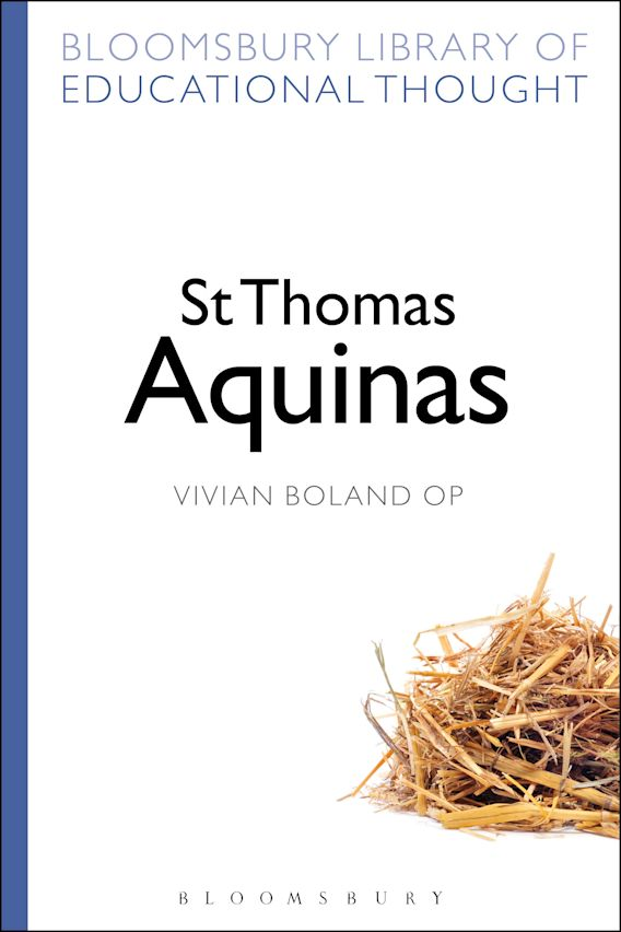 St Thomas Aquinas cover