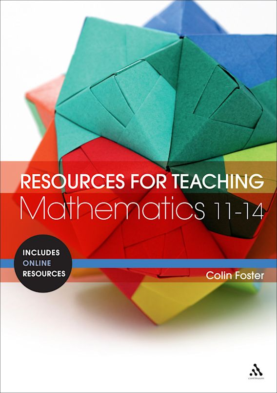 Resources for Teaching Mathematics: 11-14 cover