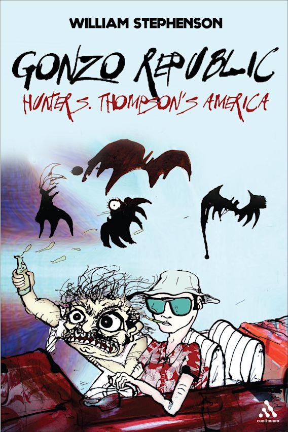 Gonzo Republic cover