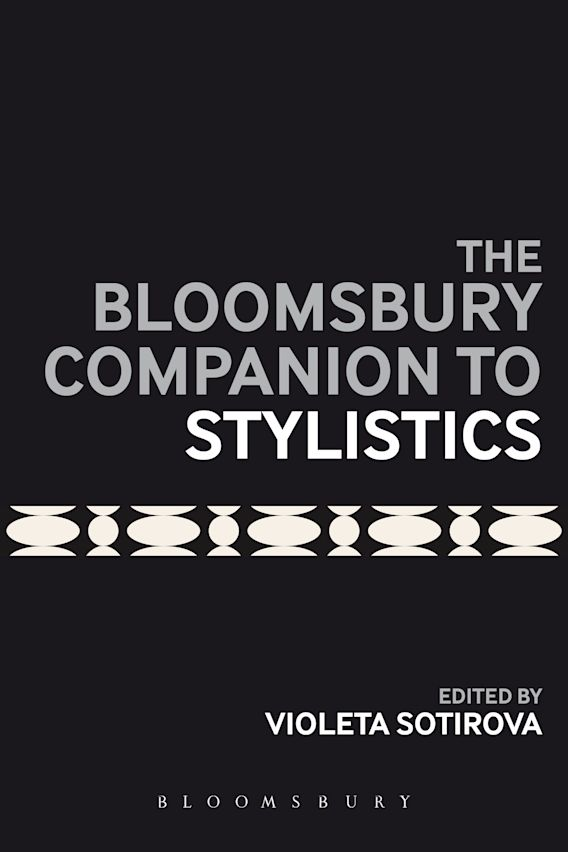 The Bloomsbury Companion to Stylistics cover