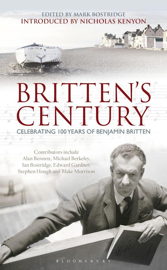 Britten's Century cover