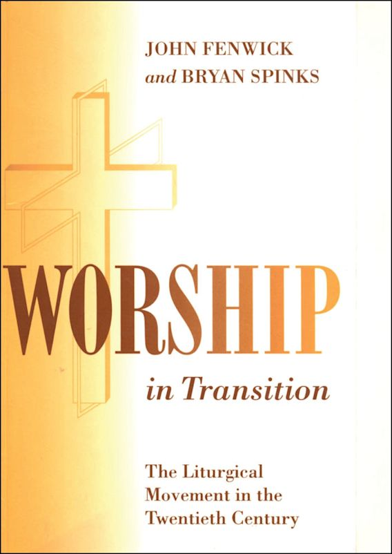 Worship in Transition cover