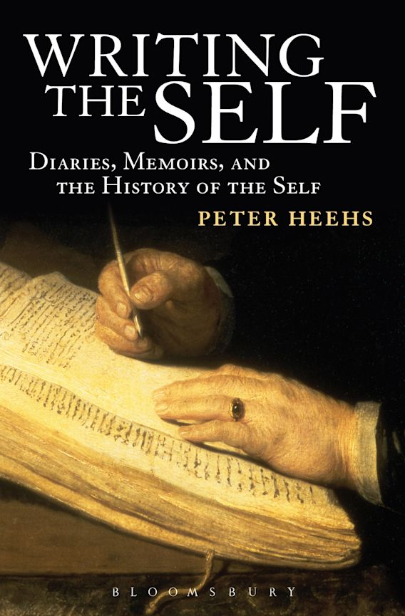 Writing the Self cover