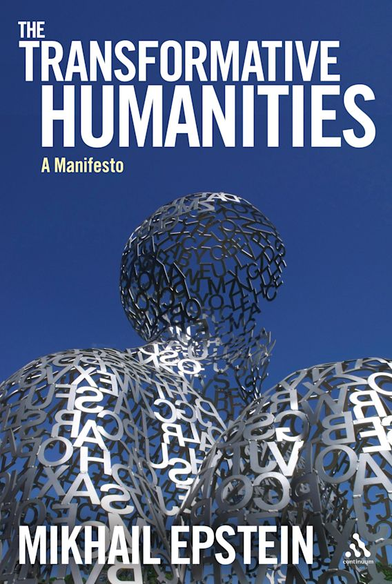 The Transformative Humanities cover