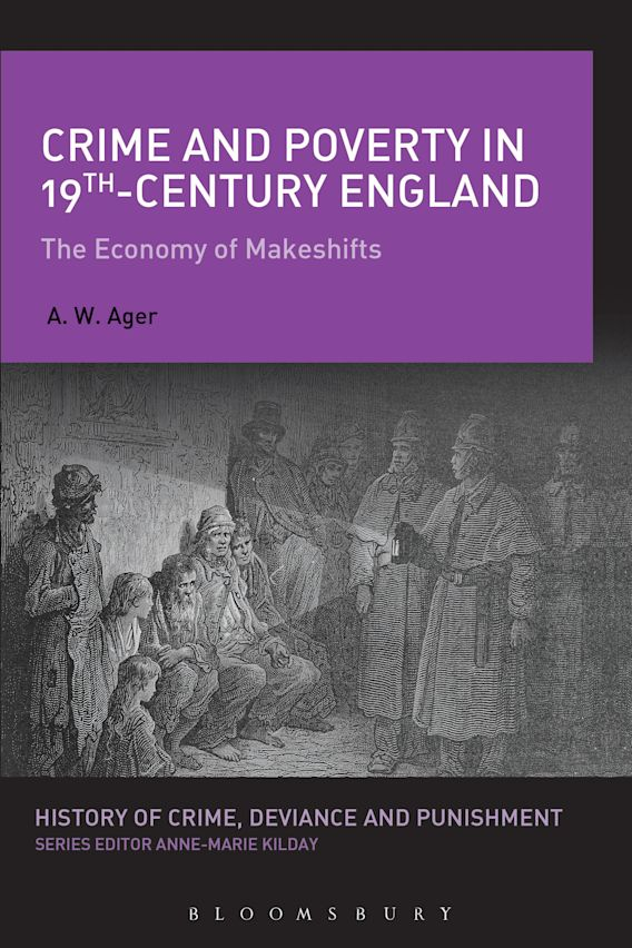 Crime and Poverty in 19th-Century England cover