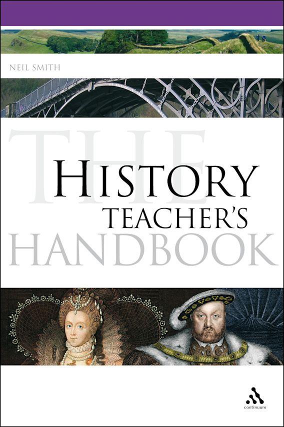 The History Teacher's Handbook cover