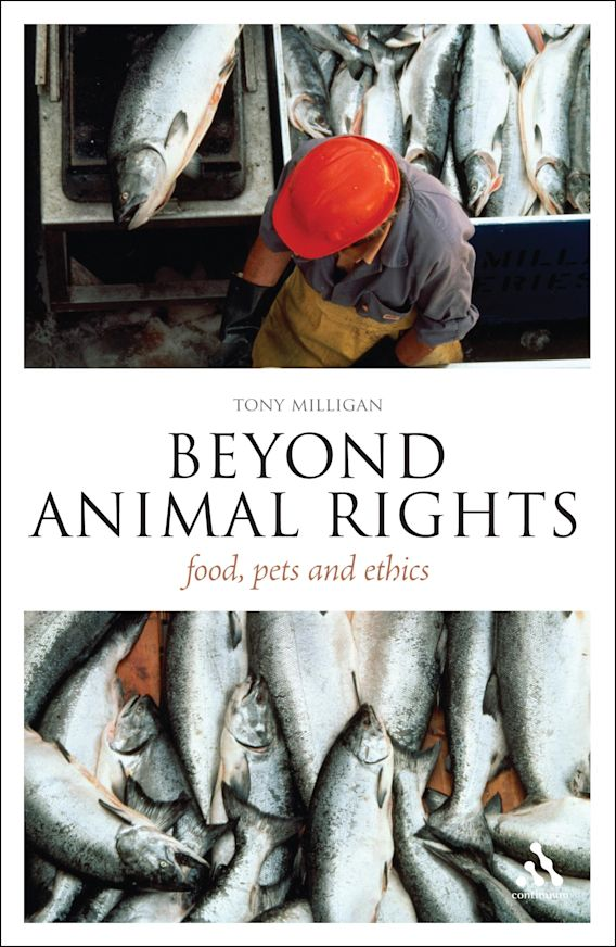 Beyond Animal Rights cover